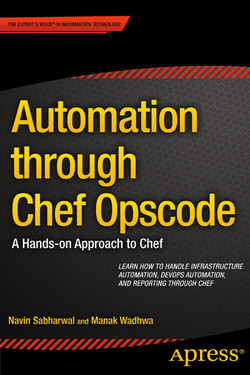 Automation through Chef Opscode