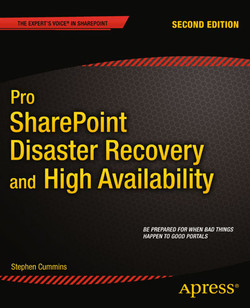 Pro SharePoint Disaster Recovery and High Availability, Second Edition