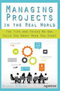 book cover: Managing Projects in the Real World