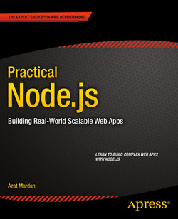 Practical Node.js: Building Real-World Scalable Web Apps