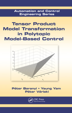 Tensor Product Model Transformation in Polytopic Model-Based Control