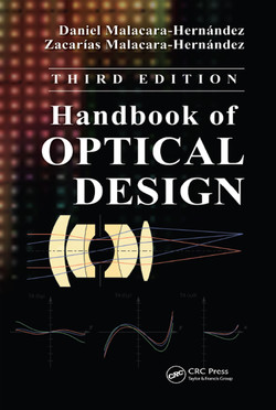 Handbook of Optical Design, 3rd Edition