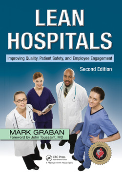 Lean Hospitals, 2nd Edition