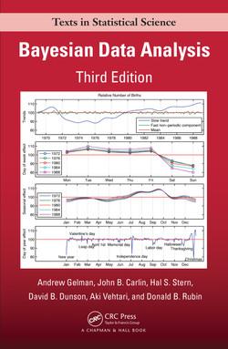 Bayesian Data Analysis, Third Edition, 3rd Edition