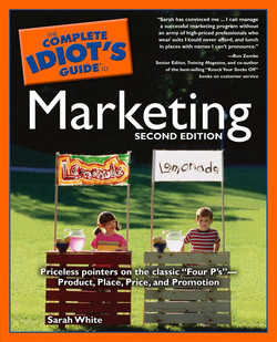 The Complete Idiot's Guide to Marketing, 2nd edition, 2nd Edition