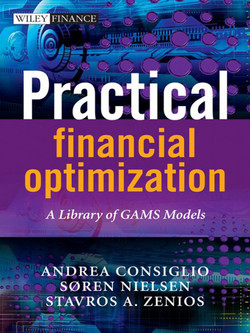 Practical Financial Optimization: A Library of GAMS Models