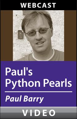 Paul's Python Pearls