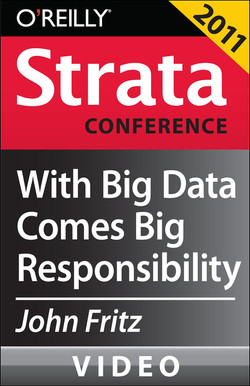 With Big Data Comes Big Responsibility