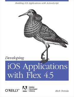 Developing iOS Applications with Flex 4.5