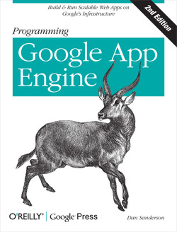 Programming Google App Engine, 2nd Edition