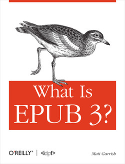 What is EPUB 3?