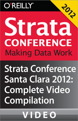 Strata Conference Santa Clara 2012: Video Compilation