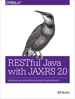 RESTful Java with JAX-RS 2.0, 2nd Edition