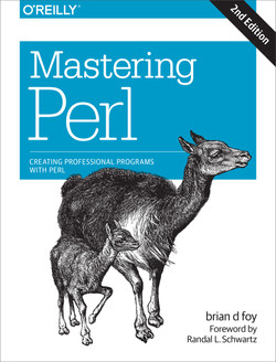 Mastering Perl, 2nd Edition