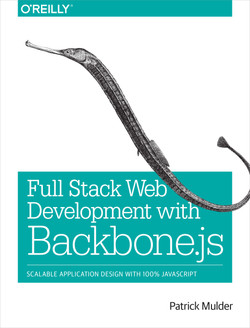 Full Stack Web Development with Backbone.js