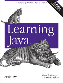 Learning Java, 4th Edition