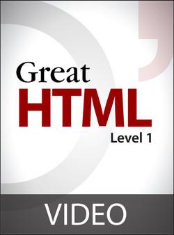 Great HTML: Level 1