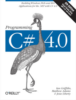 Programming C# 4.0, 6th Edition