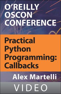Practical Python Programming: Callbacks