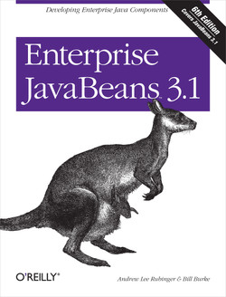 Enterprise JavaBeans 3.1, 6th Edition