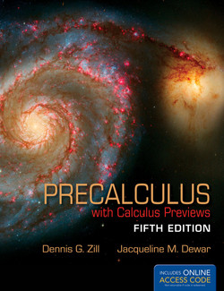Precalculus with Calculus Previews, 5th Edition