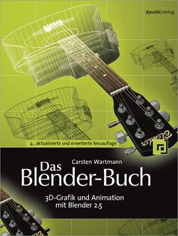 Das Blender-Buch, 4th Edition