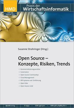 Open Source – Konzepte, Risiken, Trends