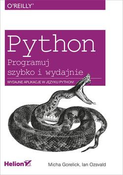 Python. Programuj szybko i wydajnie