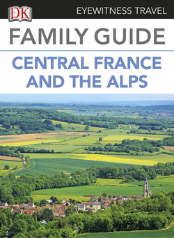 Eyewitness Travel Family Guide to France: Central France & the Alps