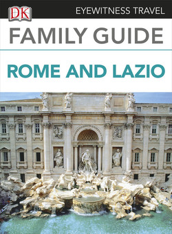 Eyewitness Travel Family Guide to Italy: Rome & Lazio