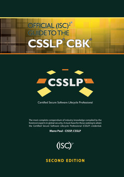 Official (ISC)2 Guide to the CSSLP CBK, 2nd Edition