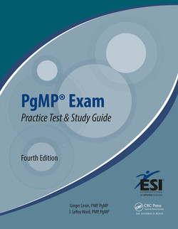 PgMP Exam Practice Test and Study Guide, 4th Edition