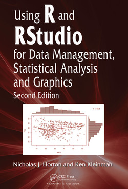 Using R and RStudio for Data Management, Statistical Analysis, and Graphics, 2nd Edition