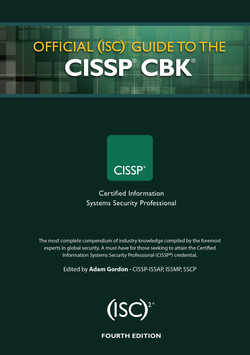 Official (ISC)2 Guide to the CISSP CBK, 4th Edition