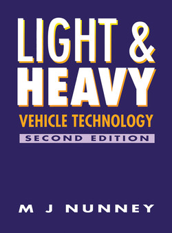 Light and Heavy Vehicle Technology, 2nd Edition