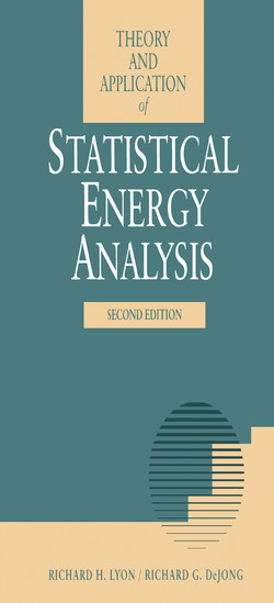 Theory and Application of Statistical Energy Analysis, 2nd Edition