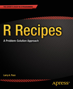 R Recipes: A Problem-Solution Approach