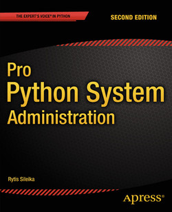 Pro Python System Administration, Second Edition