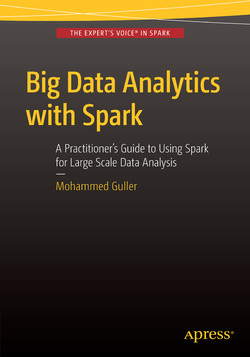 Big Data Analytics with Spark: A Practitioner's Guide to Using Spark for Large-Scale Data Processing, Machine Learning, and Graph Analytics, and High-Velocity Data Stream Processing