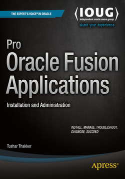 Pro Oracle Fusion Applications: Installation and Administration