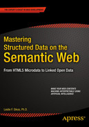 Mastering Structured Data on the Semantic Web: From HTML5 Microdata to Linked Open Data