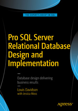 Pro SQL Server Relational Database Design and Implementation, Fifth Edition