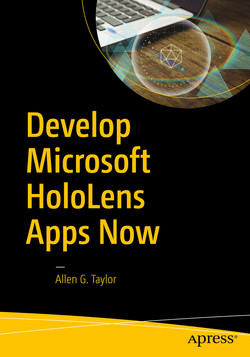 Develop Microsoft HoloLens Apps Now