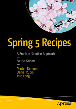 Spring 5 Recipes: A Problem-Solution Approach