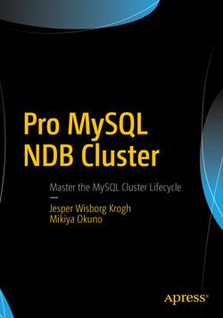 Pro MySQL NDB Cluster