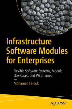 Infrastructure Software Modules for Enterprises: Flexible Software Systems, Module Use-Cases, and Wireframes