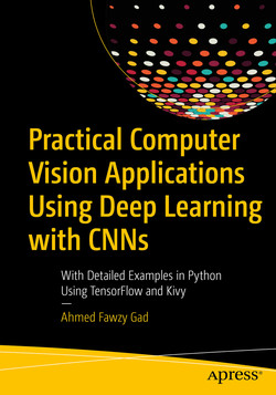 Practical Computer Vision Applications Using Deep Learning with CNNs: With Detailed Examples in Python Using TensorFlow and Kivy