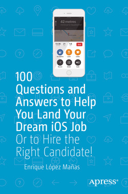 100 Questions and Answers to Help You Land Your Dream iOS Job: Or to Hire the Right Candidate!