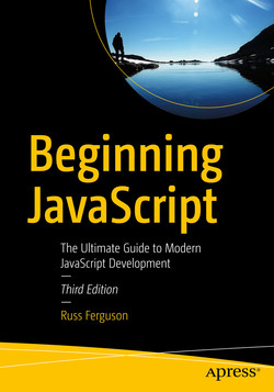 Beginning JavaScript: The Ultimate Guide to Modern JavaScript Development