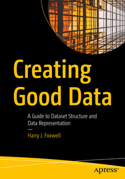 Creating Good Data: A Guide to Dataset Structure and Data Representation